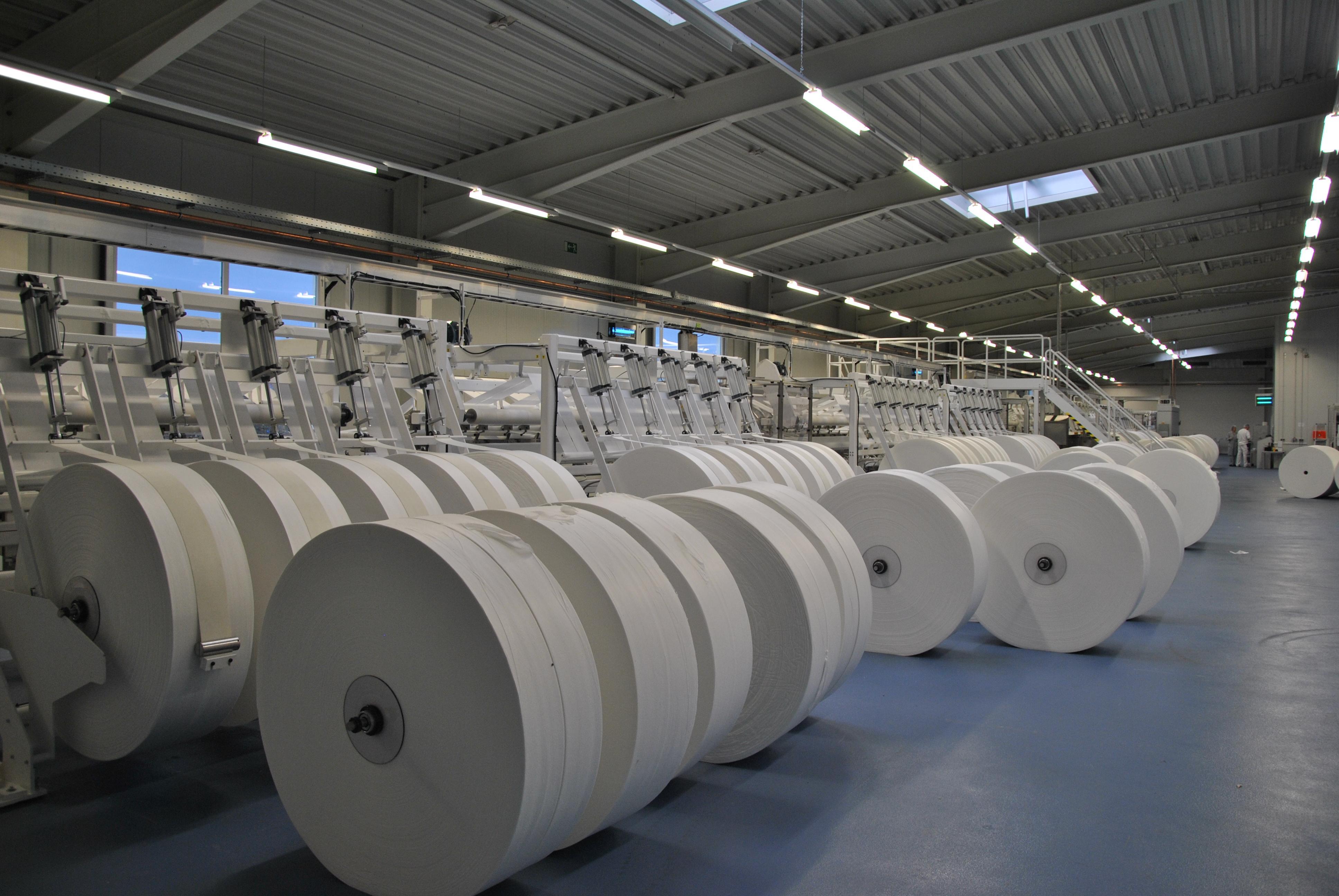 Global-manufacturing-wet-wipes-Albaad - Albaad